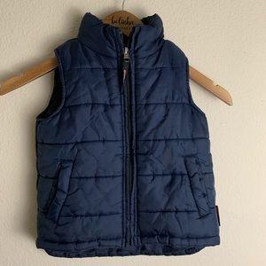Puffer Vest Weatherproof Size 3T